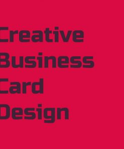 طراحی کارت ویزیت برش خاص