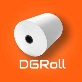 طراحی لوگو اپلیکیشن موبال دیجی رول