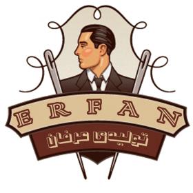 طراحی لوگوی تولیدی عرفان