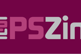 طراحی لوگو مجله اینترنتی پرشین ساینس مگزین