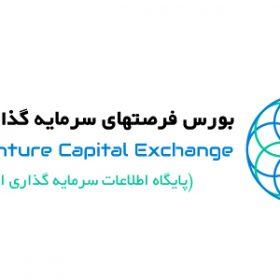 طراحی لوگو بورس فرصت های سرمایه گذاری ایران